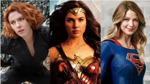 list of female superheroes