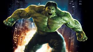 HULK THE INCREDIBLE