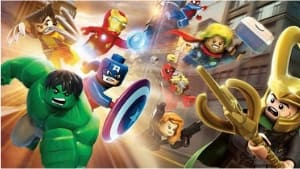 lego super hero marvel